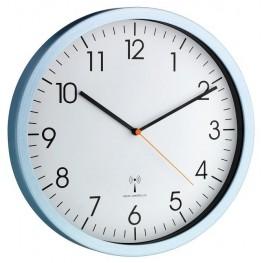 Nástěnné hodiny řízené DCF signálem TFA 60.3517.55 s tichým chodem