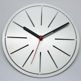 Nerezové hodiny NER102