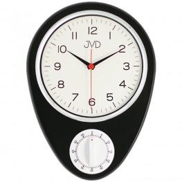 Hodiny s minutníkem JVD HO365.3