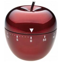 Minutky TFA 38.1030.05 jablko - červená barva