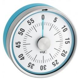 Kuchyňská minutka TFA 38.1028.20 PUCK - modrá