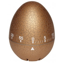 Kuchyňská mechanická minutka TFA 38.1033.53 - vajíčko zlaté