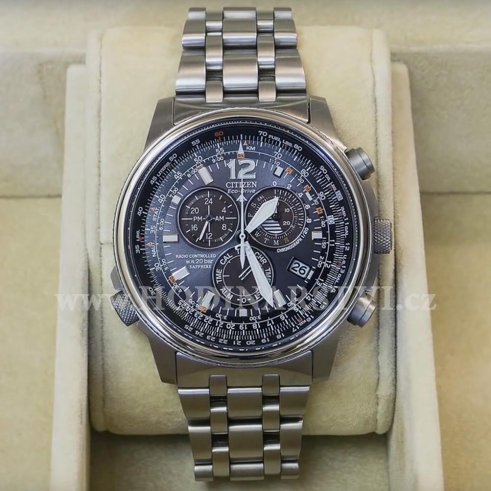 Pánské hodinky Citizen AS4050-51E - Hodinářství.cz 60dff0c638d