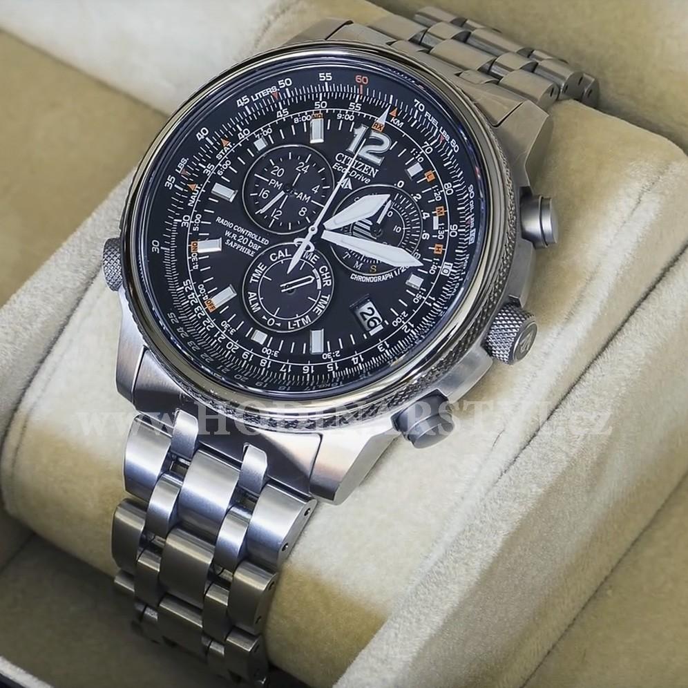 Pánské hodinky Citizen AS4050-51E - Hodinářství.cz f130ef57a39