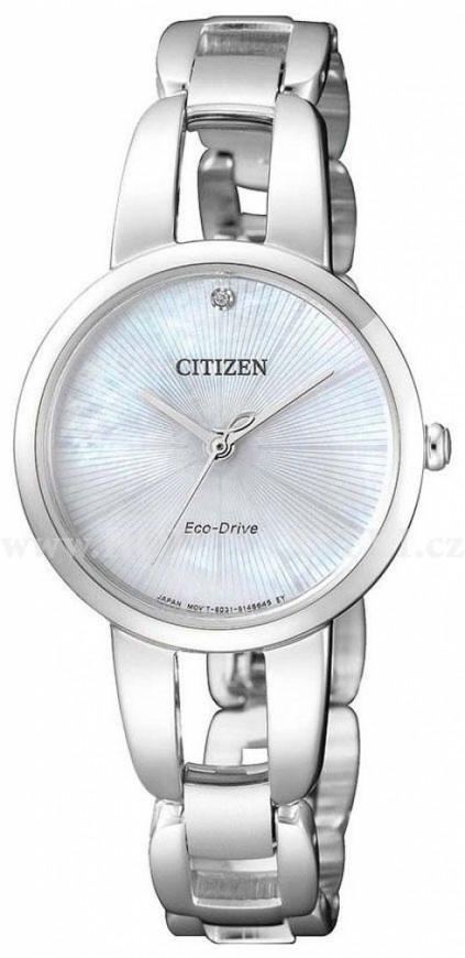 Dámské hodinky Citizen EM0430-85N - Hodinářství.cz 12343b39a0