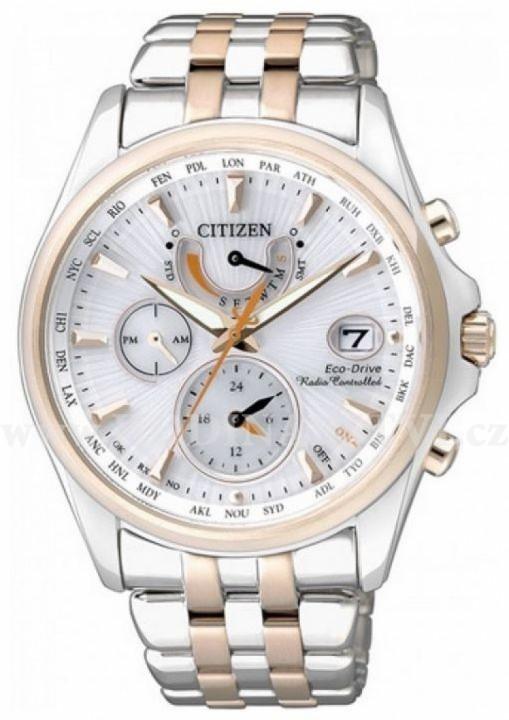 Pánské hodinky Citizen FC0014-54A