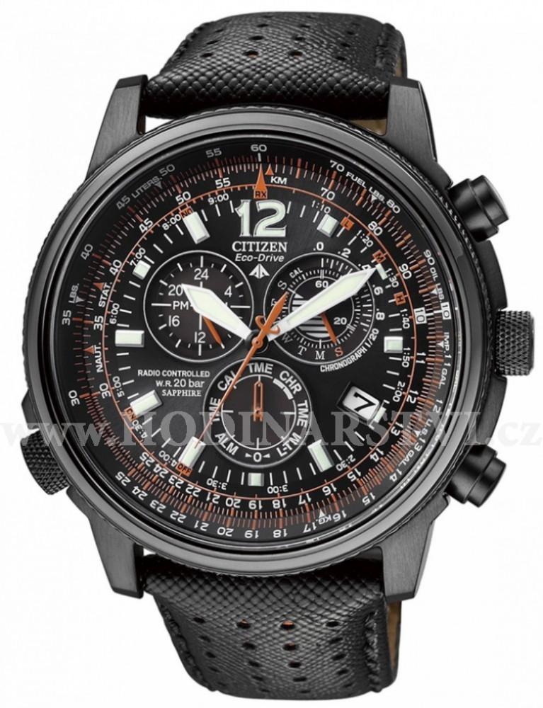 Pánské hodinky Citizen AS4025-08E
