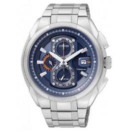Pánské hodinky Citizen Super Titanium Eco-drive,Titanium CA0200-54L