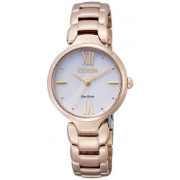 Dámské hodinky Citizen Elegance Eco-Drive EM0022-57A