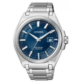 Pánské hodinky Citizen Super Titanium BM6930-57M