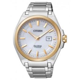 Pánské hodinky Citizen Super Titanium BM6935-53A