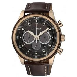 Pánské hodinky Citizen Eco-Metal-Chrono CA4037-01W