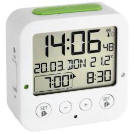 Digitální budík s hodinami řízenými DCF signálem TFA 60.2528.02 BINGO