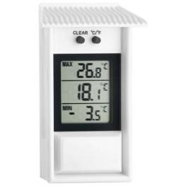 Digitální MIN/MAX teploměr pro vnitřní či venkovní použití TFA 30.1053