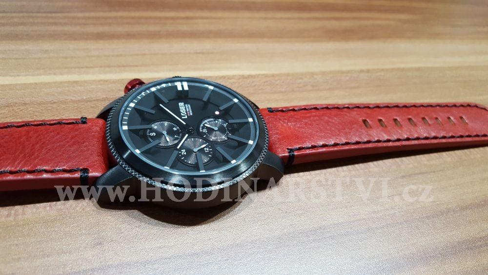 42e54d9943c Hodinky LOSER Legacy Red Viper LOS-L03 - Hodinářství.cz