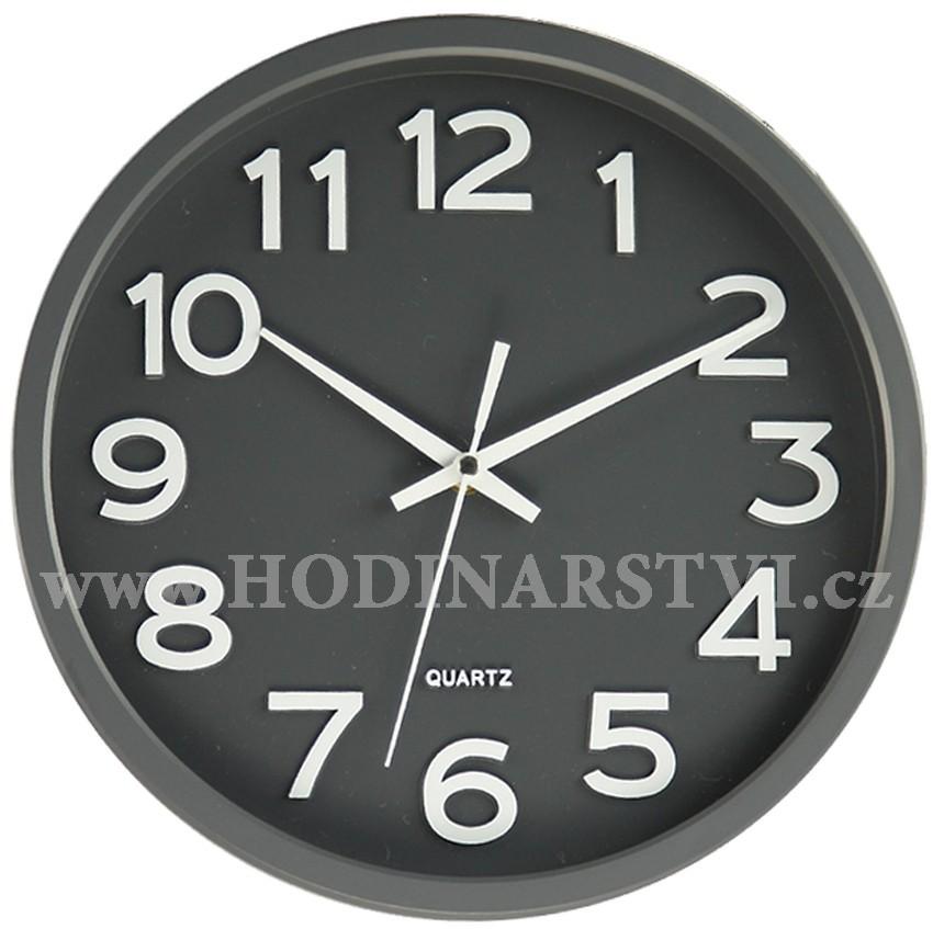 Nástěnné hodiny JVD HX2413.2