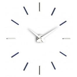 Designové nástěnné hodiny I200MBL blue IncantesimoDesign 90-100cm