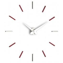 Designové nástěnné hodiny I200MVN red IncantesimoDesign 90-100cm