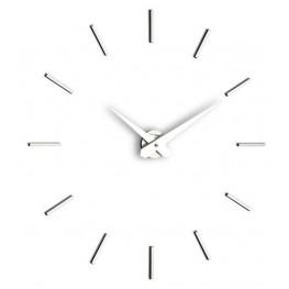 Designové nástěnné hodiny I200MB white IncantesimoDesign 90-100cm