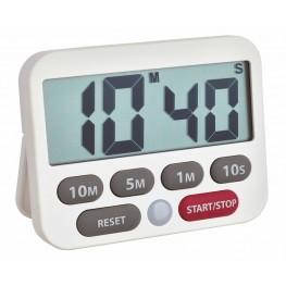 Digitální časovač a stopky TFA 38.2038.02 - bílá