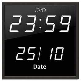 Svítící hodiny JVD DH41.2