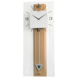 Nástěnné kyvadlové hodiny JVD NS2233.68
