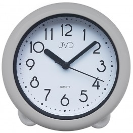 Saunové hodiny JVD stříbrné SH018.1