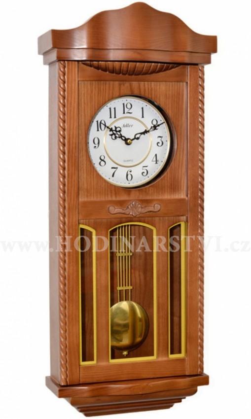 Kyvadlové hodiny Adler 20002-W