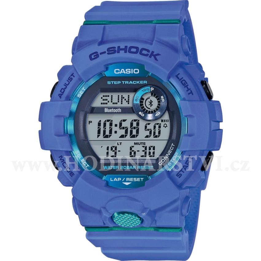 Hodinky Casio G-Shock G-Squad GBD-800-2ER