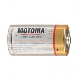 Baterie alkalická R14 C MOTOMA malé mono