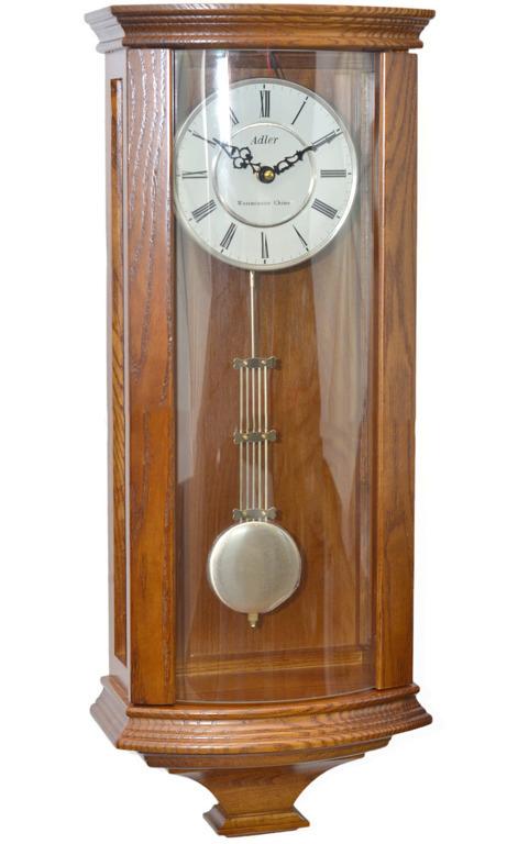 Kyvadlové hodiny Adler 20237-OAK