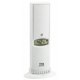 Bezdrátové čidlo teploty/vlhkosti TFA 30.3312.02 pro WEATHERHUB