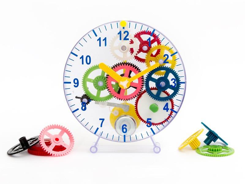 Stavebnice malý hodinář - Geneva Kids Clock