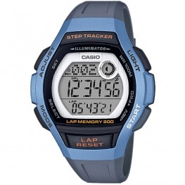 Hodinky Casio LWS-2000H-2AVEF