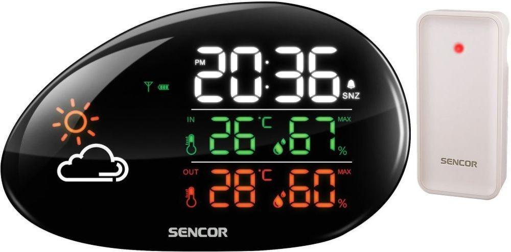 Meteostanice SENCOR SWS 5200