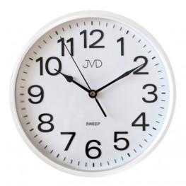 Hodiny JVD bílé HP683.6
