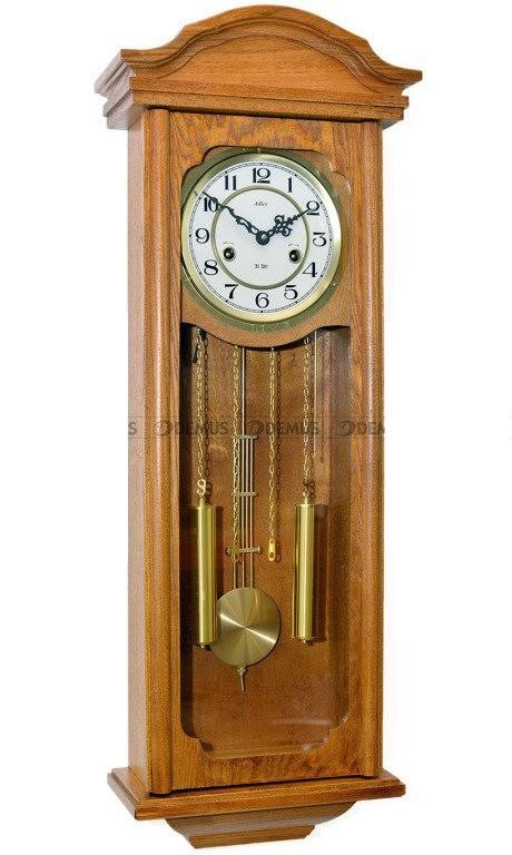 Kyvadlové hodiny Adler 11076-OAK
