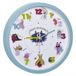 Dětské nástěnné hodiny TFA 60.3051.20 LITTLE MONSTERS