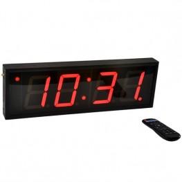 Profesionální hodiny LED101 řízené GPS