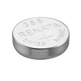 Hodinková baterie Renata 386 - SR43SW