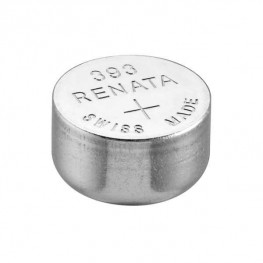 Hodinková baterie Renata 393 - SR754SW