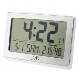 JVD DH1708 - Digitální hodiny se zobrazením vlhkosti a teploty