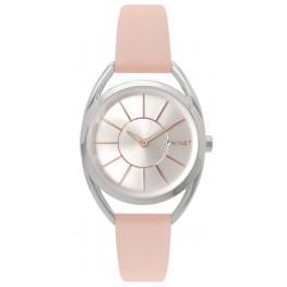 Pudrově růžové dámské hodinky MINET ICON PINK BLUSH MWL5029