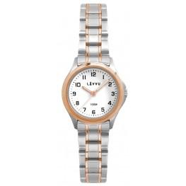 Dámské hodinky LAVVU LWL5024 ARENDAL Original Rose Gold Bicolor