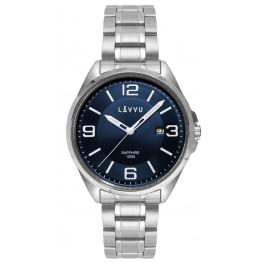 Pánské hodinky LAVVU LWM0091 HERNING Blue