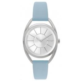 Pudrově modré dámské hodinky MINET ICON POWDER BLUE MWL5028