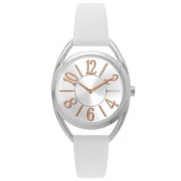 Bílé dámské hodinky MINET ICON SUGAR WHITE MWL5084