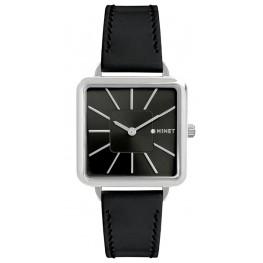 Černé dámské hodinky MINET OXFORD BLACK GLAMOUR MWL5102