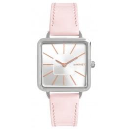 Růžové dámské hodinky MINET OXFORD PINK KISS MWL5100