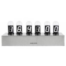 Designové digitální stolní hodiny Karlsson KA4208 28cm
